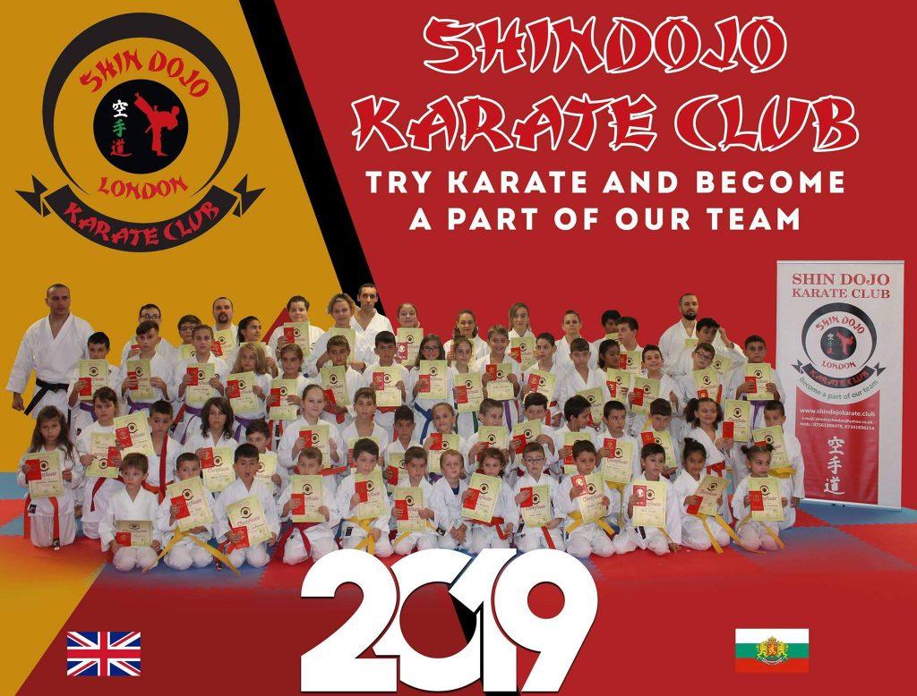 shindojo karate club london